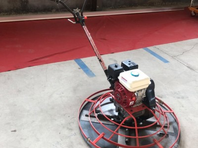 抹盘是1米的收面机 手扶的抹面机 山东厂家现货