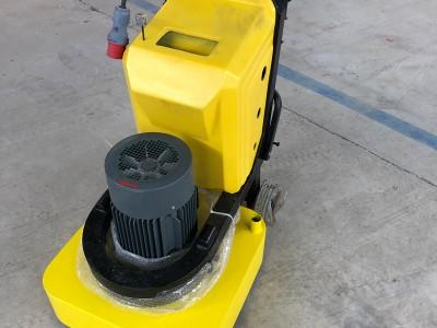 干磨吸尘研磨机 无尘打磨机价格 水泥固化研磨机