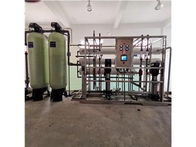 水刺无纺布机械用水设备/太仓超纯水设备/水刺驻极水处理设备