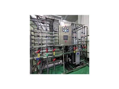 水刺驻极超纯水设备/水刺无纺布机械用水设备/常熟纯水设备