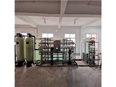 水刺驻极用水设备/水刺无纺布机械用水设备/常熟超纯水设备