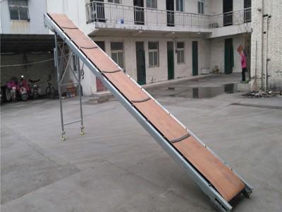 鹏鼎机械 小型折叠皮带机 两相电6米折叠皮带输送机