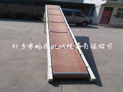 折叠皮带输送机 小型折叠升降皮带机 防滑皮带输送机