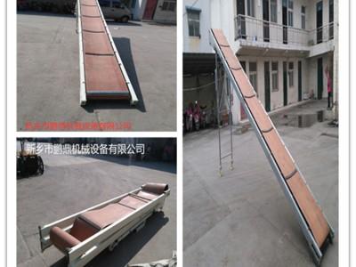 简易式轻型折叠皮带输送机 移动简易皮带机 厂家定制