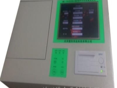 MC-TC05触摸屏农药残留速测仪