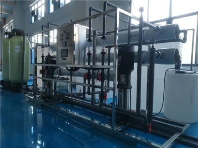水刺驻极超纯水设备/水刺无纺布机械用水设备/常熟超纯水设备