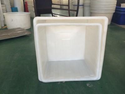 胶框周转箱制衣厂专用200L塑料筐塑料方箱染色专用周转箱