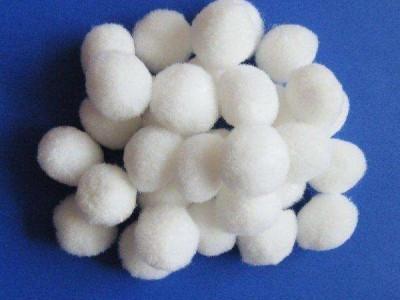 销售青岛纤维球滤料油水滤料纤维球