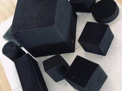 批发成都蜂窝活性炭 耐水蜂窝活性炭生产厂家