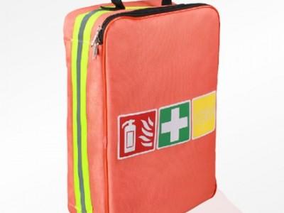 应急包(蓝夫LF-12112)家用多功能火灾防护生存包急救包