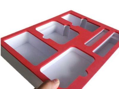 EVA泡棉材料包装内衬 EVA内托 精雕成型eva内衬托盘