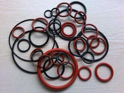 定制硅胶O型圈 彩色O型圈密封硅胶圈高压 硅胶O型圈加工定制