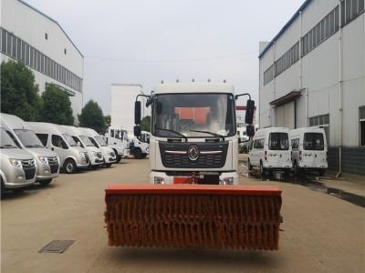 供应陕西东风天锦国六多功能新型除雪车 除雪设备