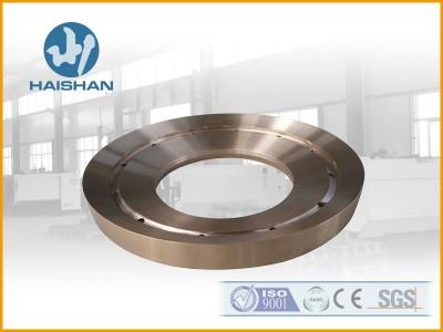 碗型瓦锥套 多种类型破碎机专用铜铸件铜合金材质厂家销售