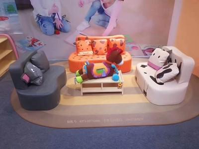 儿童动物沙发