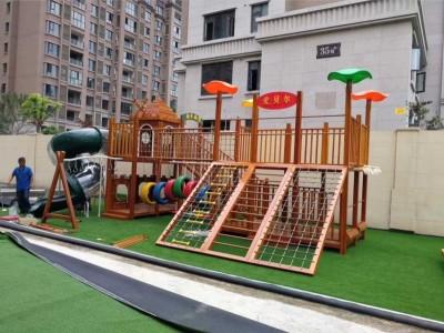 幼儿园儿童户外攀爬架