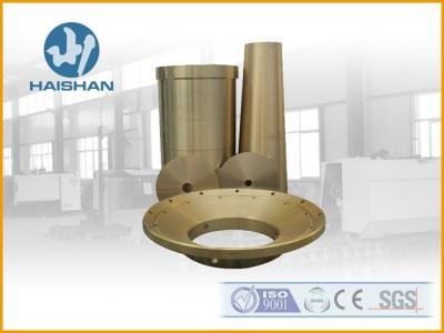 河南HP破碎机配件偏心铜套纯锡青铜CuSn14材质加工定做