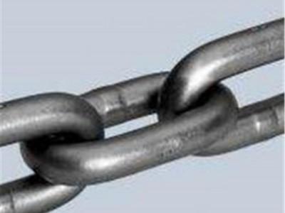 临汾矿用无缝三环链厂家批发 矿用单环链双环链厂家现货