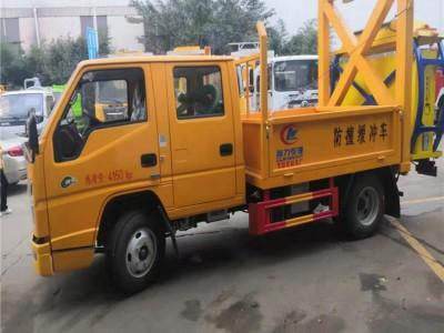 供应哈尔滨高速公路养护车 高速公路防撞缓冲车可分期