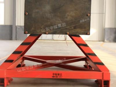 CDG-Y型液压缓冲固定式挡车器