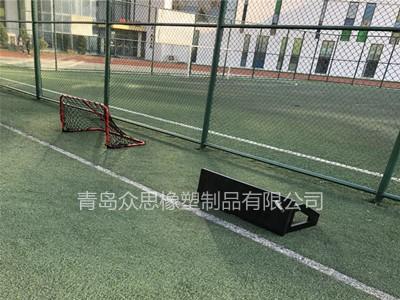 足球训练回弹板