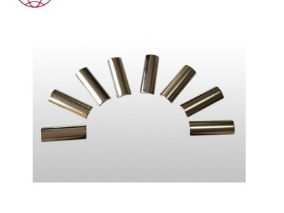 深圳万轩磁业 订做钕铁硼磁瓦 筋膜枪震动马达磁铁