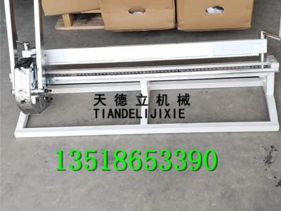 LK1000型皮带打扣机 机械拉杆式钉扣机 输送带钉扣机