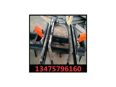 矿用设备单轨阻车器 手动单轨阻车器