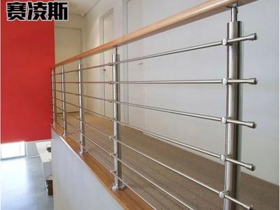 304不锈钢板立柱楼梯阳台扶手钢化玻璃立柱玻璃楼梯栏杆工程