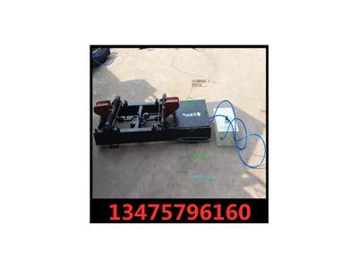 巷道井下阻车器 22公斤钢轨阻车器