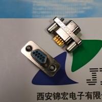 焊电缆用【J30J-51TJS】锦宏牌矩形连接器插头