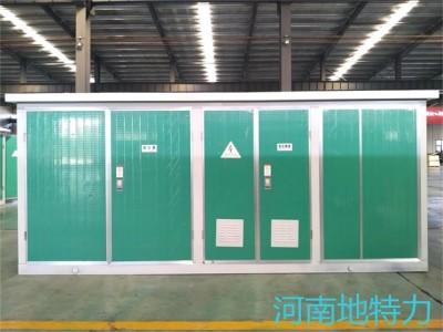 河南SC10-RL-500景观箱式变压器品质保证