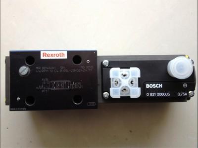 电磁阀\4WRPH10C4B100L-20 G24Z4 M