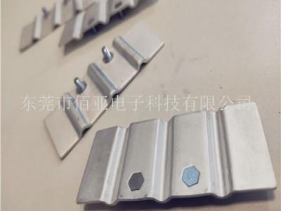 变压器安装用软铝排 电柜非标铝软连接厂家供应