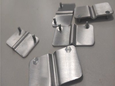 机械非标导电连接件厂家焊接加工铝箔软连接