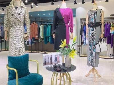 滕氏品牌女装货源供应商一手货源 品牌女装货源