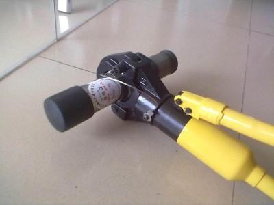 424850545760液压压管钳双槽管子钳声测管钳压管工具