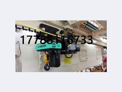 法兰泰克起升机构电动环链葫芦VR25/20/16盾构机配件