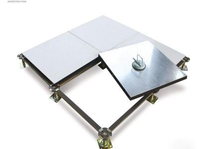 硫酸钙防静电地板施工工艺/众鑫机房硫酸钙防静电地板批发厂家
