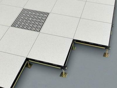 硫酸钙防静电地板批发/众鑫机房硫酸钙防静电地板施工工艺