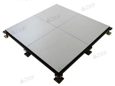 硫酸钙防静电地板安装/众鑫机房硫酸钙防静电地板生产工艺流程