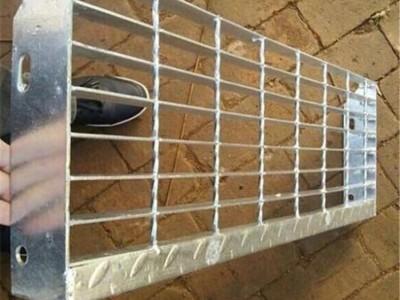 热镀锌钢格板、复合钢格板、钢格板踏步、异型钢格板