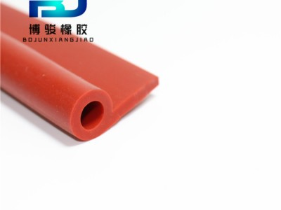 耐高温烤箱硅胶条 工业烤箱硅胶条 9字型实心硅胶条