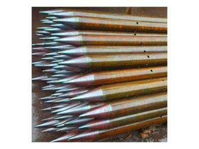 湖北现货销售水泥注浆管 注浆钢花管 超前小导管 批发零售