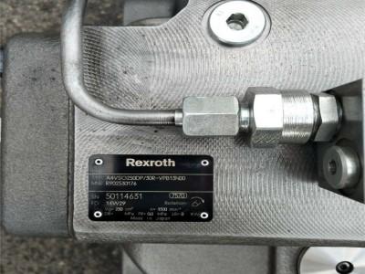 力士乐柱塞泵A4VSO250DP-VPB13N00