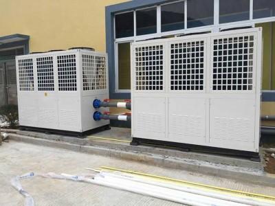 学生宿舍空气能热水器集中供热水系统
