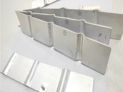 按需加工新能源软铝巴 电池电力设备导电软铝排