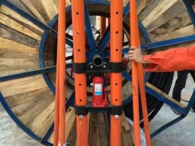 液压电缆放线架厂家,液压电缆放线架规格,放线架