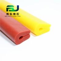 收尘器硅胶密封条 浩瀚除尘器胶条 硅胶耐高温H形条