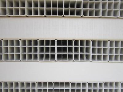 九孔 子孔33mm通信工程栅格管 汉中市厂家库存发货